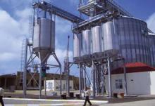 Silos Cordoba - vrachtwagenbelading